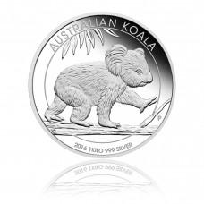 Silbermünze Koala 1 Kg