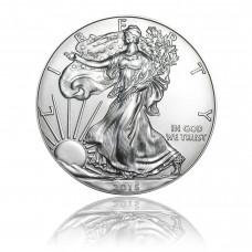 Silbermünze American Eagle 1 oz