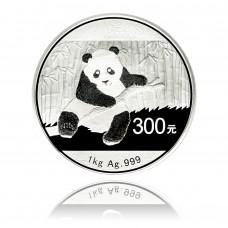 Silbermünze China Panda 1 Kg