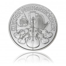 Silbermünze Wiener Philharmoniker 1 oz