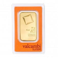 Goldbarren 50 g