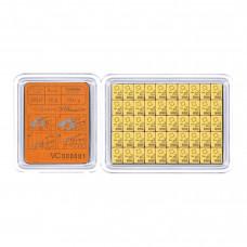 Goldbarren CombiBar 50 x 1 g