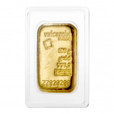 Goldbarren 100 g