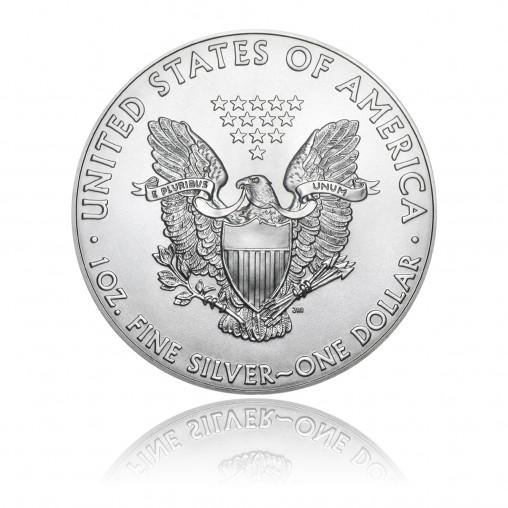 Silbermünze American Eagle 1 Oz Silbermünzen