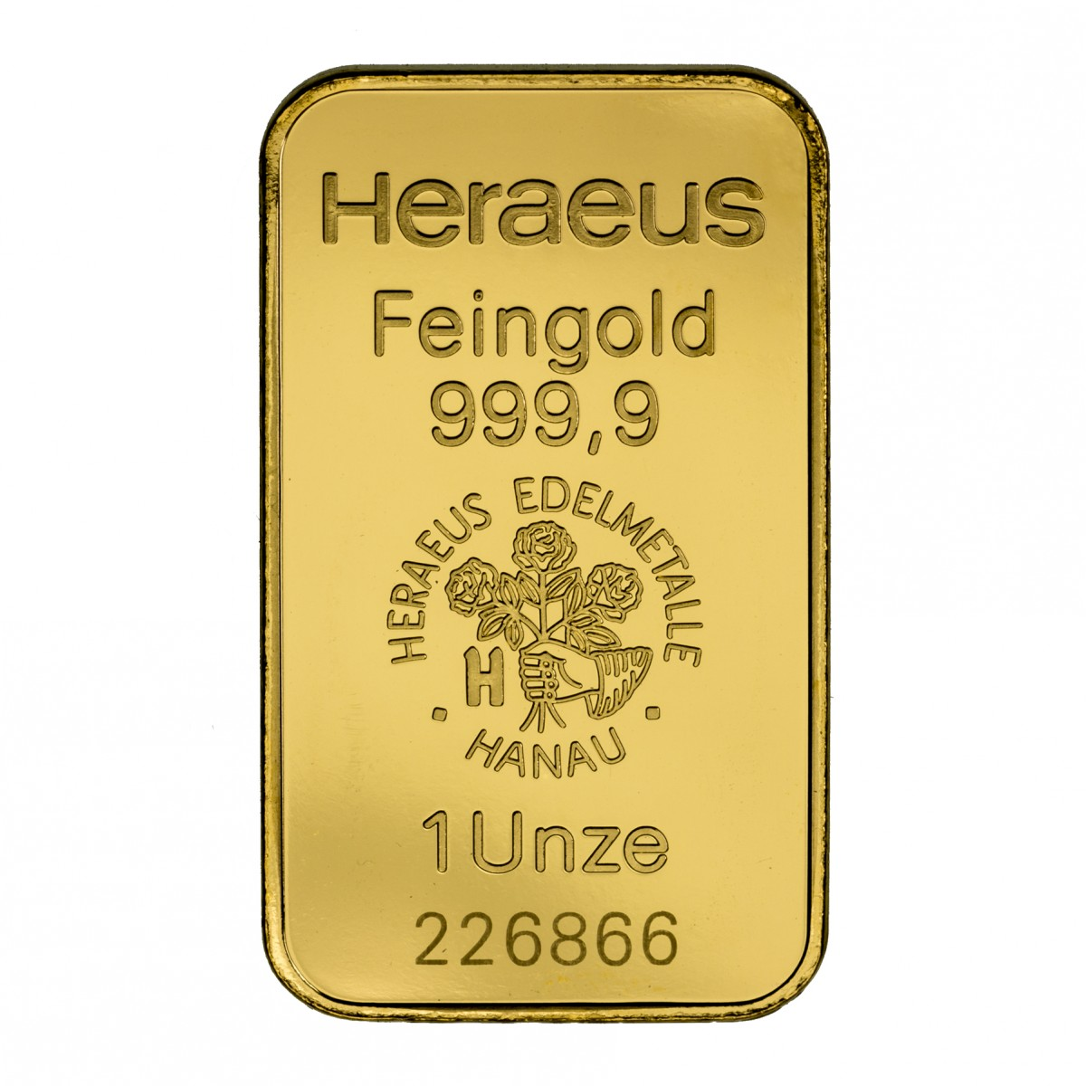 31 1 G Gold Bar Ounce