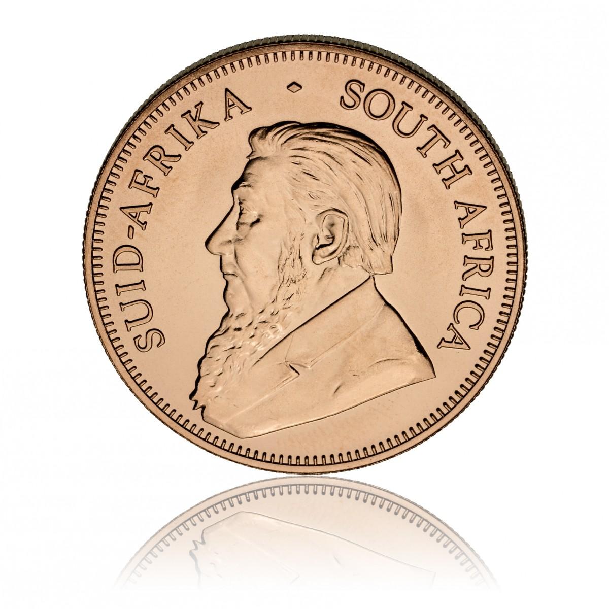 Gold Coin Krugerrand 1 Oz Gold Coins