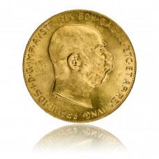 Gold coin, Austria, 100 Coronas