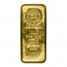 Gold bar 1000 g
