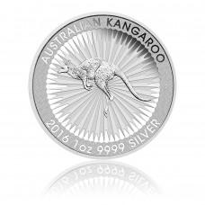 Silver coin Australian Kangaroo (Perth Mint) 1 oz