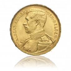 Gold coin, 20 Francs, Napoleon III.