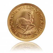 Gold coin South Africa 2 Rand