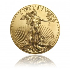 Gold coin American Eagle 1 oz