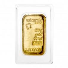 Gold bar 100 g