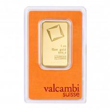 Gold bar 31,1 g (1 Ounce)