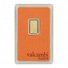 Gold bar 2,5 g