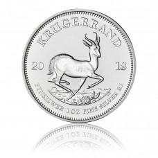 Silver coin Krugerrand 1 oz