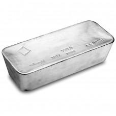 Standard Silver bar 1000 oz