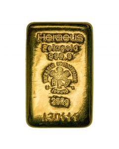 GB 250g Heraeus