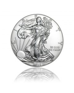 Silbermünze - American Eagle - 1 Unze