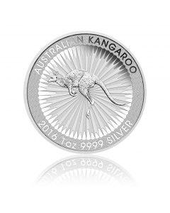 Silbermünze Australien Känguru (Perth Mint) 1 Unze