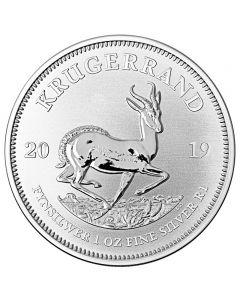 Silbermünze - Krügerrand - 1 Unze